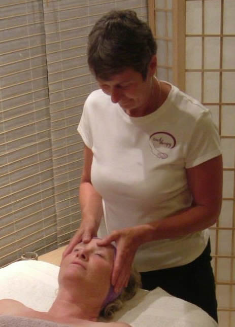Indian Head Massage is traditionally done while you are sitting, but if you prefer, it can be adapted to a lying position